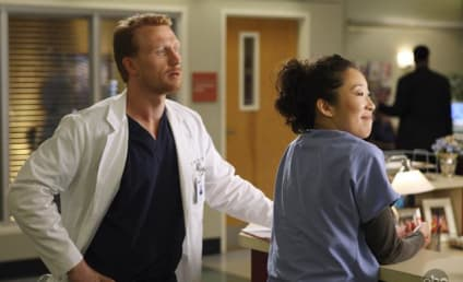 More on the New Grey's Anatomy Love Triangle