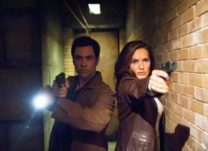 Watch Law & Order: SVU Season 14 Episode 5 Online