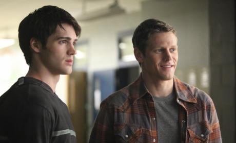 Jer and Matt