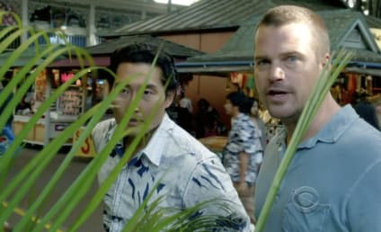 NCIS: Los Angeles-Hawaii Five-O Crossover: First Promo!