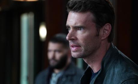 Jake Is Back - Scandal Season 5 Episode 2