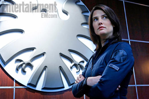 On Agents of S.H.I.E.L.D.