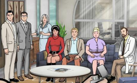 Archer: Renewed for THREE More Seasons on FX!!