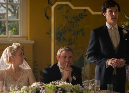 Watch Sherlock Season 3 Episode 2 Online