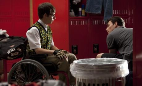 Artie and Finn