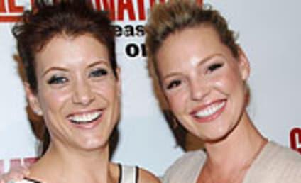 Katherine Heigl Earns Co-Stars' Praise