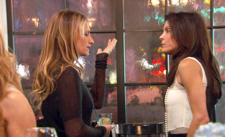 The Real Housewives of New York City Season 7 Episode 10 Review: Pop of Crazy