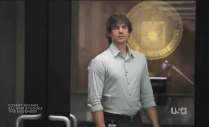 New Covert Affairs Promo: What is Different?