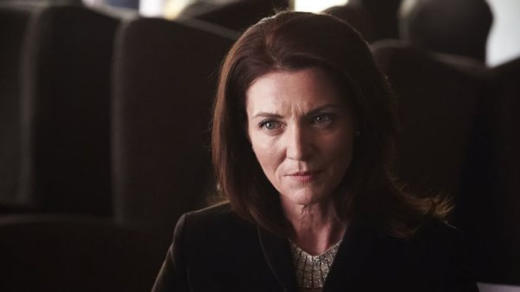 Michelle Fairley on 24