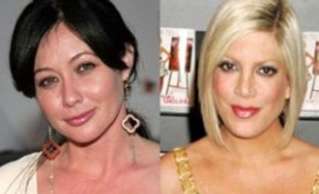 90210 Casting Update: Shannen Doherty In, Tori Spelling Delayed