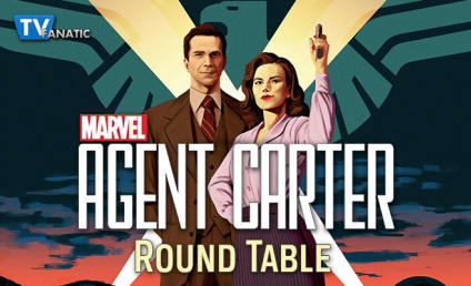 Marvel's Agent Carter Round Table: Heartbreak Ahead?