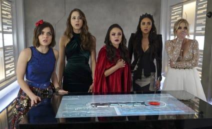 Watch Pretty Little Liars Online: Season 6 Episode 10