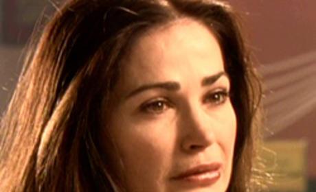 A Sad Claudia Joy