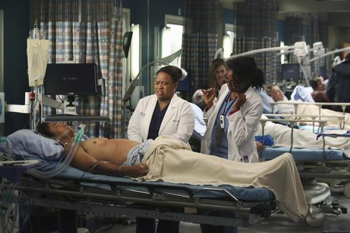 Grey's Anatomy Premiere Pic