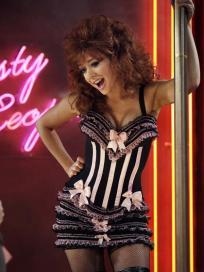 Alyson Hannigan: The Stripper