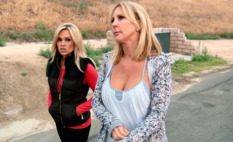The Real Housewives of Orange County Review: Pity Party, Table For One