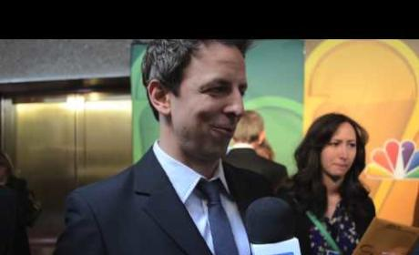 Seth Meyers Interview