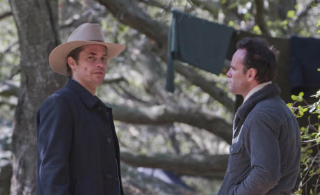 Raylan Comes After Boyd