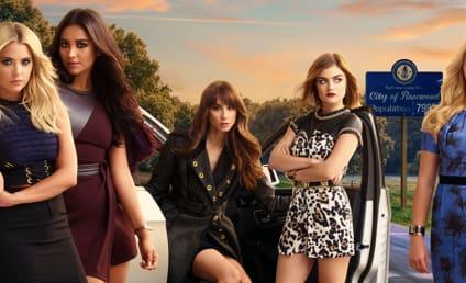 Watch Pretty Little Liars Online: Season 6 Episode 12