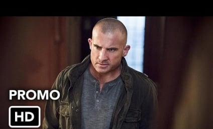 Legends of Tomorrow Promo: Howdy, Pilgrim!