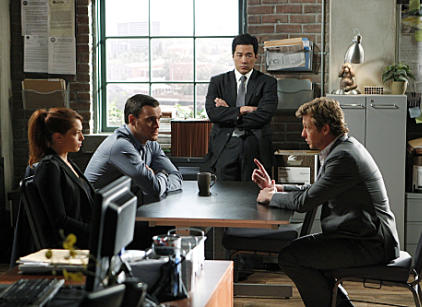 Watch The Mentalist Season 4 Episode 4 Online