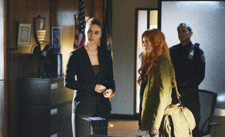 Off to...someplace - Shadowhunters Season 1 Episode 7