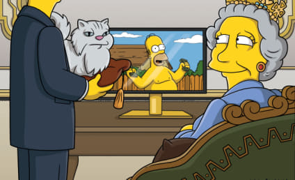 """The Simpsons Review: """"To Surveil With Love"""""""