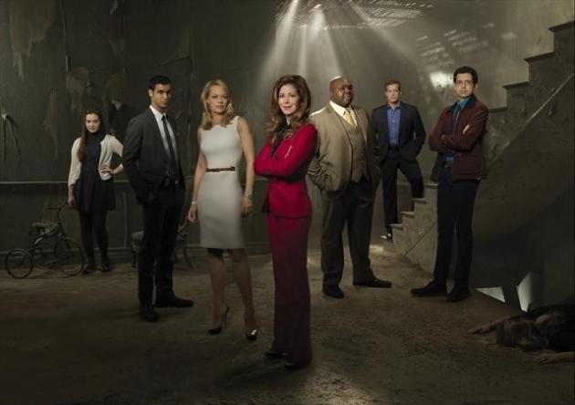 Body of Proof Cast Picture
