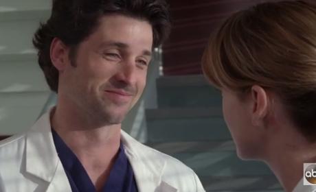 Grey's Anatomy Pays Tribute to Derek Shepherd: Pass the Tissues!
