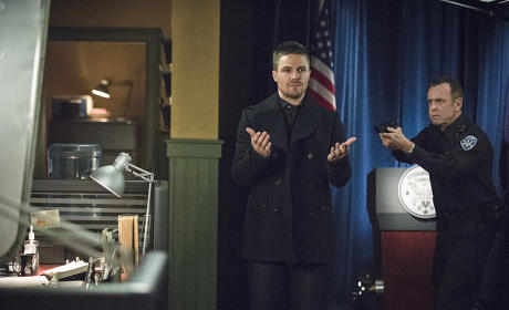 I Give Up - Arrow Season 3 Episode 18