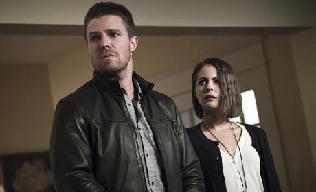 Queens - Arrow Season 4 Episode 8