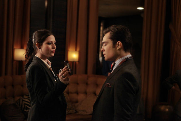 Chuck With Georgina Pic