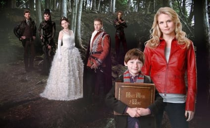TV On My Terms: Once Upon a Dream Cast