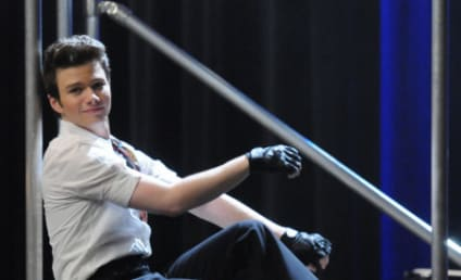 Glee Exclusive: Chris Colfer Previews First Times to Come