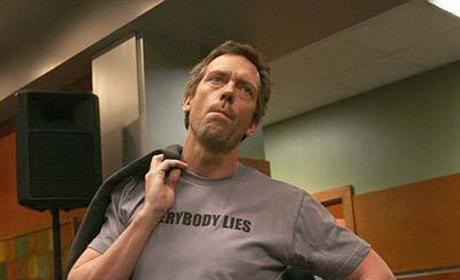 "Hugh Laurie: House is Seeking ""Redemption"""