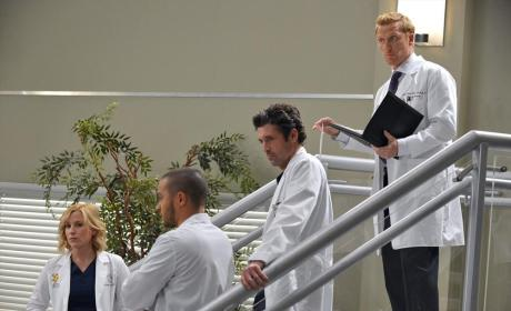 Grey's Anatomy Episode Photos: No Touching!