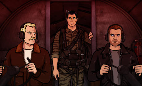 Archer Season 6 Episode 1 Review: The Holdout