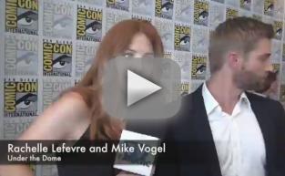 Rachelle Lefevre and Mike Vogel Interview