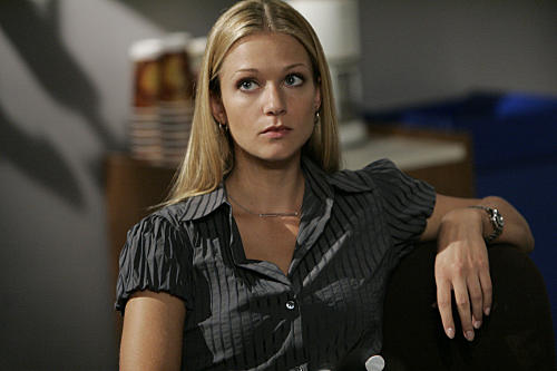 A.J. Cook on Criminal Minds