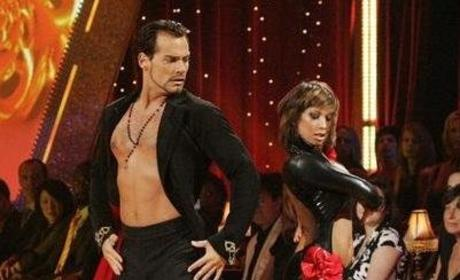 Dancing With the Stars Recap: A Weird Night