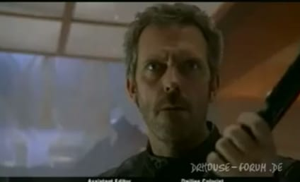 This is No Ordinary Episode of House...