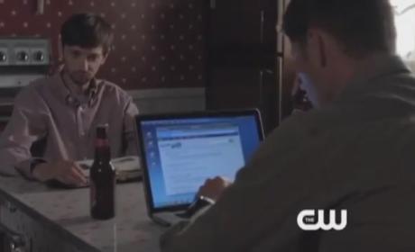 Supernatural Sneak Peek: You're Not Bobby!