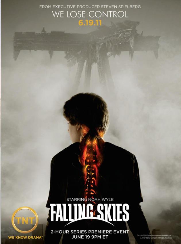 Falling Skies Promotional Poster