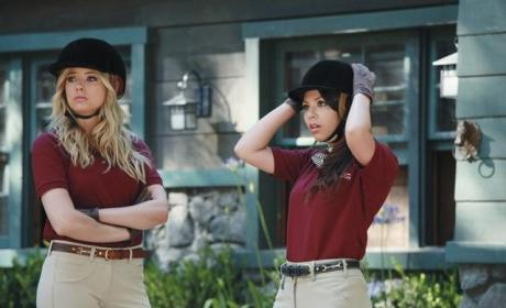 Pretty Little Liars Review: Dangerous Horse Play