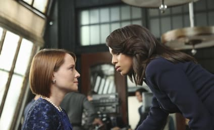Scandal Review: Red, Red Wine