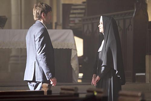 Hank and a Nun