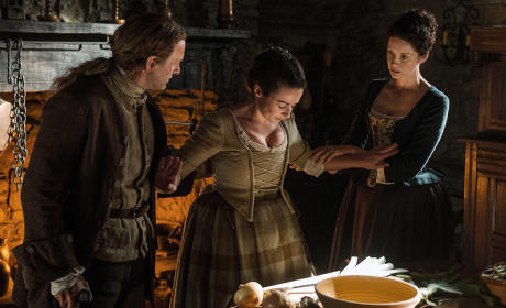 Outlander Season 1 Episode 13 Review: The Watch