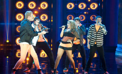 The Sing-Off Review: The Best of Yesterday and Today