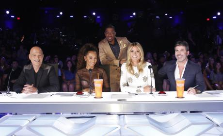 TV Ratings Report: America's Got Talent Slips To Season Low