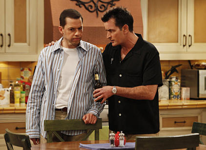 Watch Two and a Half Men Season 8 Episode 1 Online